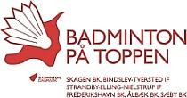 Badminton på toppen 210 x110